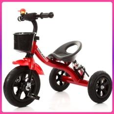 Xe đạp 3 bánh trẻ em Jinbao có bình nước cho bé 1-7 tuổi (Nhiều màu)