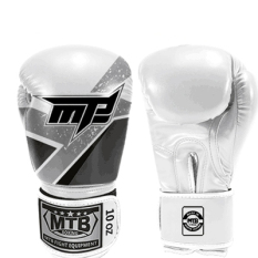 Găng tay boxing MTB – Trắng