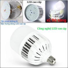 Bóng đèn LED cao áp 65W – độ sáng tương đương 100W – bao đổi trả