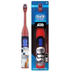 Bàn Chải Chạy Pin AA Oral B Cho Bé, Hình Công Chúa vs Nhân vật Hoạt Hình trong Disney, mang lại sự thích thú khi đánh răng cho bé