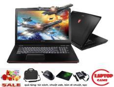 Laptop gaming MSI GE62 6QC (Core i5-6300HQ, RAM 8GB, HDD 1000G, NVIDIA GeForce GTX960M, 15.6 inch Full HD )