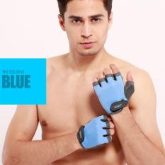 Găng tay thể thao tập gym nâng tạ Nam Nữ cao cấp Sport Fitness Breathable Gloves AOLIKES A-112