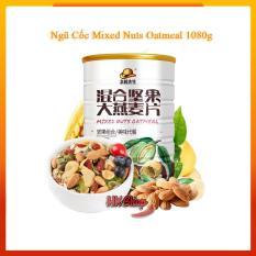 Ngũ Cốc Ăn Kiêng Mixed Nuts Oatmeal 1080g