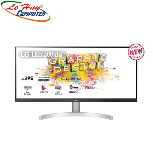Màn hình máy tính LG 29WN600-W 29 inch Ultrawide