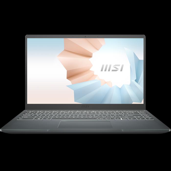 Laptop MSI Modern 14 B10MW-427VN (i3 10110U/8GB RAM/256GB SSD/14.0 inch FHD/Win10/Xám)