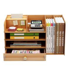 }Kệ sách để bàn, Giá sách để bàn, Kệ tài liệu, kệ gỗ mini B06