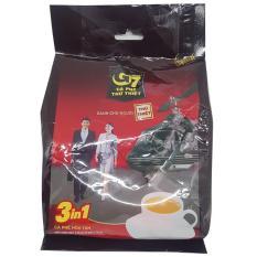 Cà phê hòa tan G7 3in1 bịch 320g (20 gói x 16g)