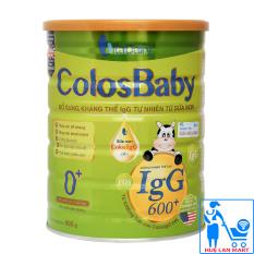 Sữa Bột VitaDairy ColosBaby 0+ Hộp 800g (Bổ sung kháng thể IgG 600+ tự nhiên từ sữa non; Cho trẻ 0~12 tháng tuổi)