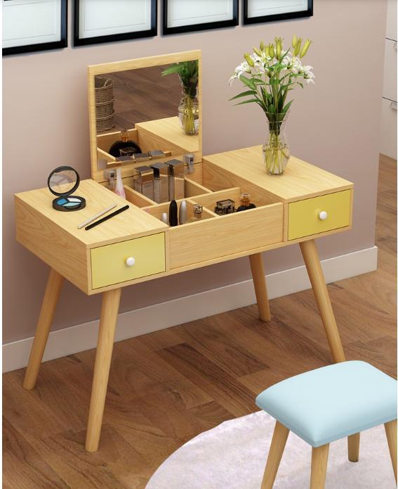 COMBO Bàn trang điểm và ghế bàn trang điểm ( tiết kiệm đến 10% khi mua )