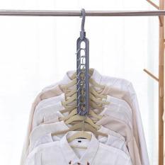 Móc treo quần áo 9 lỗ tiết kiệm không gian