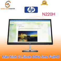Màn hình máy tính 21.5inch HP N220H FullHD 60Hz 5ms VGA/HDMI – FPT phân phối