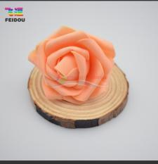 Túi 10 đâu hoa hồng xốp pu kích thước hoa 7cm
