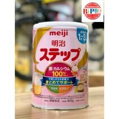 [CHÍNH HÃNG] Sữa Meiji 1-3 lon nội địa Nhật 800g MẪU MỚI NHẤT