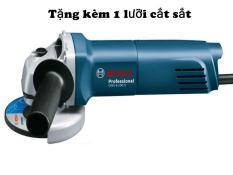 Máy mài, máy cắt Bosh GWS6 -100 (Tặng kèm 1 lưỡi cắt sắt)