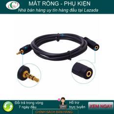 Dây loa nối dài jack cắm 3.5mm (dây dài 1.5m)
