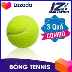 Combo 3 bóng tennis dành cho mọi vợt thủ, bóng tennis chất lượng cao