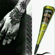 Bút vẽ henna màu đen