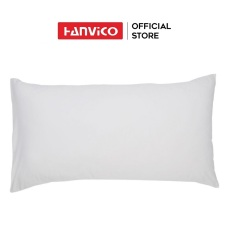 Đôi vỏ gối khách sạn HANVICO vải 100% Cotton cao cấp ( 2 cái )