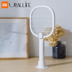 Vợt muỗi Xiaomi mijia 3 có đèn LED 3 lớp lưới diệt muỗi bọ hiệu quả thiết kế đẹp gọn có thể sạc nhiều lần – Giới hạn 1 sản phẩm/khách hàng