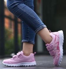 Giày thể thao bé gái , in hình Heo Peppa phong cách hàn quốc TT36