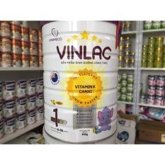 Sữa VINLAC BABY, SỐ 1, hộp 900g (DATE 2023)