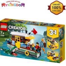 MY KINGDOM – Nhà Thuyền Trên Sông LEGO 31093