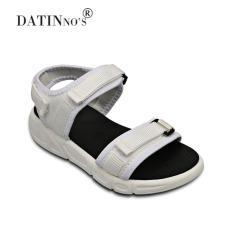 Sandal Nữ Thời Trang Chất Liệu Da Dù Mềm Mại Êm Chân DATINNOS DT32 Hồng