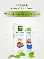 Tepp Care- Kem giữ ấm, làm dịu vết côn trùng, té ngã cho bé (Mỹ thẩm thiên nhiên C'choi)