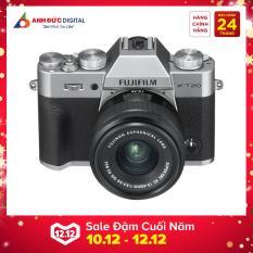 Fujifilm X-T20 + 15-45mm – Hãng phân phối chính thức + Thẻ nhớ 16Gb + Túi máy ảnh + dán màn hình