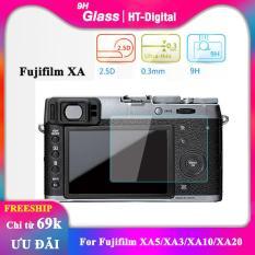 Miếng dán màn hình cường lực máy ảnh Fujifilm XA5/XA3/XA10/XA20
