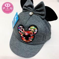 Nón kết,nón lưỡi trai,mũ nón MICKEY thời trang cho BÉ TRAI BÉ GÁI