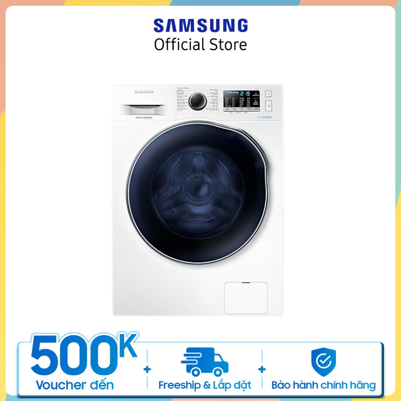 [Trả góp 0%]Máy giặt sấy Samsung 9.5kg WD95J5410AW/SV