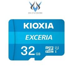 Thẻ nhớ MicroSDHC Kioxia Exceria 32GB UHS-I U1 100MB/s (Xanh) – Formerly Toshiba Memory – Phụ Kiện 1986