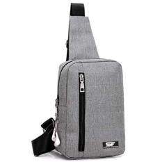 Túi đeo chéo nam thời trang cao cấp có thiết kế lỗ tay phone hàng chất lượng bảo hành 12 tháng
