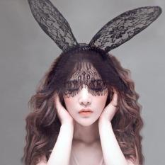 Tai thỏ Cosplay dễ thương L048