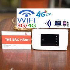 Bộ phát sóng wifi 4G ZTE MF925 thiết kế nhỏ gọn – PIN TRÂU SÓNG KHỎE – TẶNG KÈM SIM 4G DATA KHỦNG