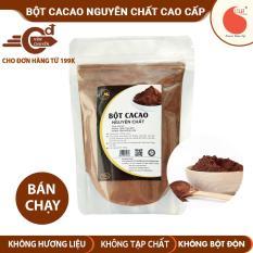 Bột cacao nguyên chất Light Cacao , không pha trộn tạp chất , đậm đà thơm ngon , 100gr