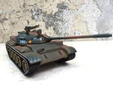 Mô hình Quân sự Xe TANK T59 Việt Nam 1:43