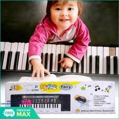 Đàn Organ Có Míc Cho Bé Mẫu Mới Nhất-Đàn Organ MQ-3700 có mic cho bé học tập / Đàn Organ Có Míc Cho Bé MQ 3700