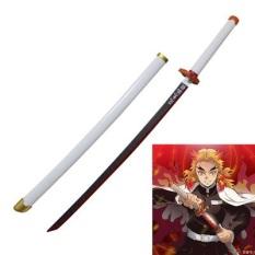 Kiếm gỗ kimetsu no yaiba dài 1m đầy đủ các trụ (lưỡi kiếm bằng gỗ)