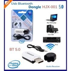 USB Bluetooth Cho Loa Và Âm Ly Mẫu Mới Tốc Độc Cao 5.0 BT