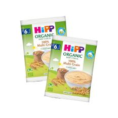 [QUÀ TẶNG] Sample Bột ăn dặm 100% ngũ cốc Organic HiPP 2 gói