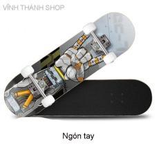 Ván trượt thể thao skateboard gỗ phong ép 7 lớp cao cấp