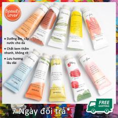 Kem Dưỡng Da Tay Innisfree Jeju Life Perfumed Hand Cream 30ml – Beauty Lover Mùi Thơm Lâu Phai & Dưỡng Ẩm Tốt