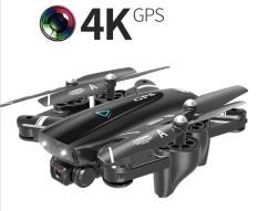 Siêu phẩm Flycam 4K Wifi GPS S167 cao cấp đèn LED siêu sáng kiểu dáng siêu đẹp hình ảnh siêu nét