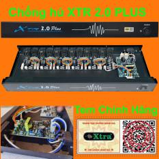 Chống Hú Micro XTR 2.0 PLUS, Tự Chọn Từ 1 đến 6 Kênh, Bảo Hành 3 Năm