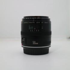 Ống kính canon 50mmf2.5 macro mới 99%