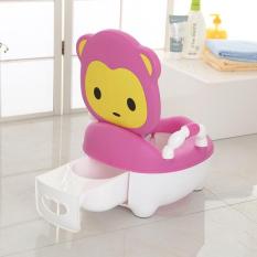 Bô vệ sinh cho bé cao cấp độ bền cao, thiết kế hình thú đáng yêu