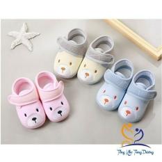 Giày tập đi cho bé cao cấp chống trượt an toàn cho bé (0-2 Tuổi)
