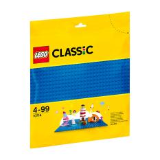 MY KINGDOM – Đồ Chơi Lắp Ráp LEGO Đế Lắp Ráp Màu Xanh Nước Biển 10714